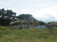 Fort Ballance, Miramar, Wellington, New Zealand - go before it gets spruced up!