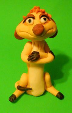 Timon, Lion King cake topper https://www.etsy.com/shop/PfisherDesign