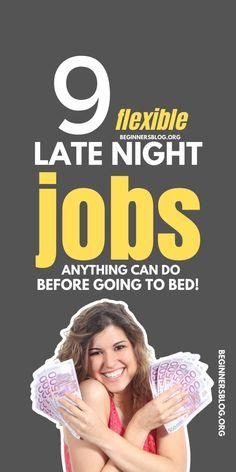 Way To Make Money, Make Money Online, Online Jobs For Moms, Legitimate Online Jobs, Night Jobs, Work From Home Jobs, Extra Money