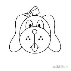Easy drawimgs easy puppy drawing template easy drawings step by step for beginners . easy drawimgs how to draw frozen characters drawings drawing ideas Simple Nature Drawing, Simple Face Drawing, Girl Drawing Easy, Easy Drawing Steps, Drawing Ideas, Super Easy Drawings, Easy Cartoon Drawings, Easy Drawings For Kids, Simple Line Drawings