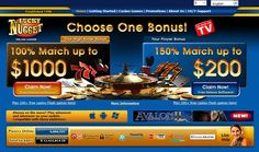 Lucky Nugget casino accepts Bitcoin transactions and is loaded with the best…