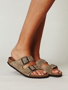 think I might need a pair of Birkenstock's for the summer.