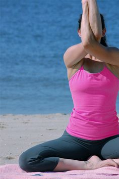 Breast Cancer Yoga Website