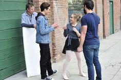 Sabrina Carpenter // 'Smoke & Fire' Video Shoot Behind The Scenes