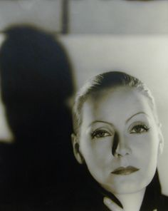 Portrait of Greta Garbo | From a unique collection of portrait photography at https://www.1stdibs.com/art/photography/portrait-photography/