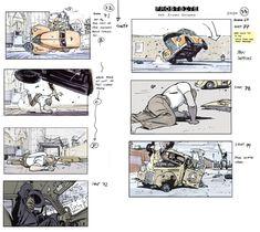 ArtStation - Captain America Joe Johnston Prod Design Rick Heinrichs, Rodolfo Damaggio Captain America Sketch, Captain America Movie, Storyboard Examples, Storyboard Artist, Comic Book Layout, Comic Books, Joe Johnston, Art Basics, Comic Page