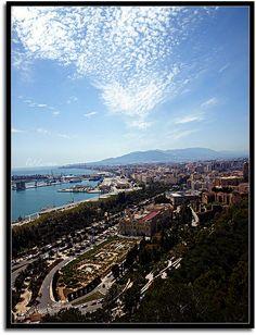 City of Malaga - Spain (good times!)
