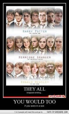 I still love Harry Potter(: