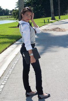College fashion. http://stylishlyinlove.blogspot.com/