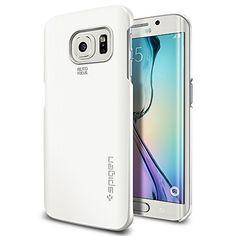 Spigen® [Exact-Fit] Galaxy S6 Edge Case Slim  #Spigen #Case #Accessories #SamsungGalaxyS6Edge #GalaxyS6Edge
