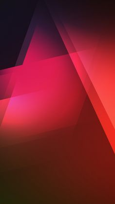 Abstract Geometric Red Background iPhone 6 wallpaper