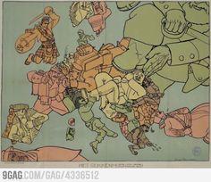 WW1 Europe