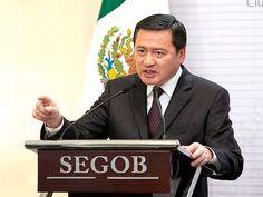 Miguel Ángel Osorio Chong (Secretario de Gobernación) --Karime Mobayed