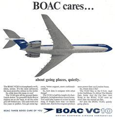 BOAC ad