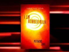 I Am Number Four Book Trailer