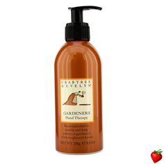 Crabtree & Evelyn Gardeners Hand Therapy 250g/8.8oz #Skincare #CrabtreeEvelyn #NaturalIngredients #NaturalBeauty #Beauty #HotPick #FREEShipping #StrawberryNET