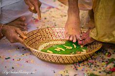 Pictures of a Telugu wedding, Telugu wedding photos | Bigindianwedding.com Telugu Wedding, India Wedding, Saree Wedding, Indian Fusion Wedding, Traditional Indian Wedding, South Indian Weddings, South Indian Bride, Wedding Doll, Dream Wedding