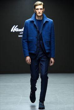 Hardy Amies Fall Winter 2015 | Men's Fashion Week