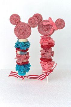 Les héros de Disney