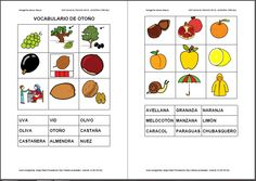 Bilingual Education, Classroom, Teaching, Vocabulary, Parking Lot, Note Cards, Fall Winter, Spring