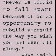 A positive outlook...