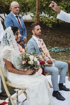 Portuguese vineyard wedding by JJMT Photography | One Fab Day Unique Weddings, Real Weddings, Wedding Veils, Wedding Dresses, Vineyard Wedding, Wedding Couples, Portuguese, Wedding Styles, Day