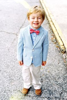 This is how my child will dress.