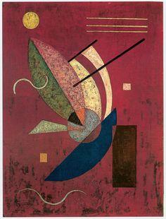 Prosegue con grande successo da parte di critica e pubblico la grande mostra Wassily Kandinsky e l'arte astratta tra Italia e Francia, presso il Museo Archeologico Regionale di Aosta fino al 21 ottobre 2012. La rassegna a cura di Alberto Fiz, realizzata dall'Assessorato Istruzione e Cultura della