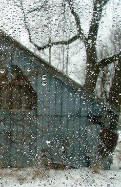 Llueve :/