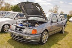1989 Ford Sierra Sapphire RS Cosworth.