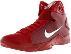df588e70c3f90 Nike Men's Hyperdunk 08 Gym Red / White-Team Ankle-High Basketball Shoe -  9.5M