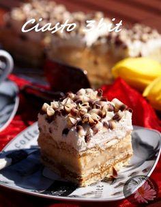 Kulinarne Szaleństwa Margarytki: Ciasto 3bit