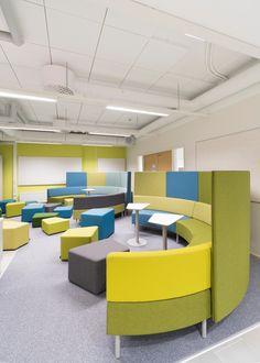 Ounasrinne School, Rovaniemi Innovation, Conference Room, Divider, Learning, School, Table, Inspiration, Furniture, Design
