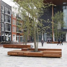 XXL benches, Leeuwarden, NL. Click image for link to full story and visit the slowottawa.ca boards >> http://www.pinterest.com/slowottawa/