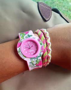Lilly Pulitzer watch.