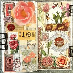 I want to share with you some of the amazing vintage collage art of Connie Rose, and to share a bit about who she is, if you've never heard of her. Collage Book, Create Collage, Collage Art Mixed Media, Collage Artists, Collages, Collage Ideas, Art Journal Pages, Junk Journal, Art Journals