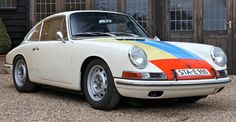 1964 Porsche 901 Coupe Chassis 300161