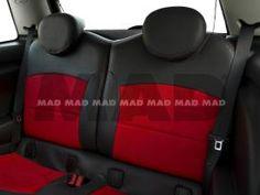 ALCANTARA® red + LEATHER LOOK anthrazit Maserati, Lamborghini, Aston Martin, Porsche, Bmw, Red Leather, Collection, Automobile, Porch
