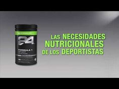 Batidos Herbalife24 Fórmula 1 Sport Español (+lista de reproducción)