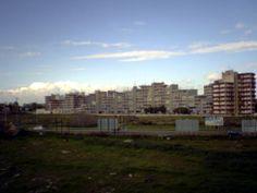 Lecce Case zona 167 B vista dalla zona 167 A n1 - photo by ideppp