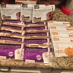 Advocare Meal Replacement Shakes Advocare 10 Vanilla-- 4 Chocolate Peanut Butter --- 4 Pumkin Spice Advocare Other