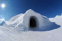 igloo pictures | Picture of Exterior of an Igloo: Igloo Hotels