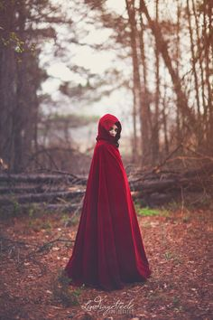 need a red cape!
