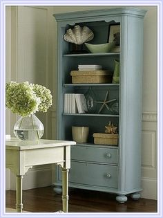 Beautiful Coastal Living by Stanley Furniture Bookcase at Wholesale Decorators Market, #coastal living #stanley furniture # bookcase by andi ogden