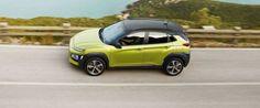 Hyundai Presents Kona, Their Latest SUV