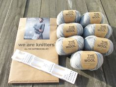 Le pull CLASSIC SWEATER de We are knitters