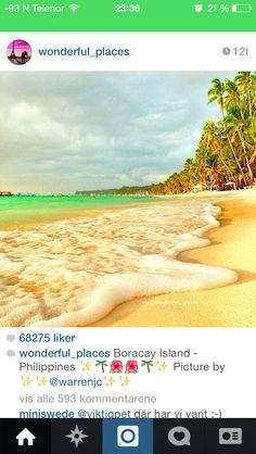 Boracay, Filippinene. ✔️
