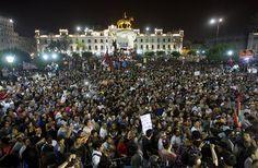 Keiko Fujimori, fuertes pasiones a favor... y en contra - http://a.tunx.co/Gd3e5