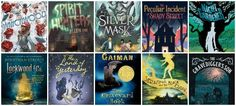 10 Favorite Spooky Chapter Books for Middle Grade Readers   Imagination Soup