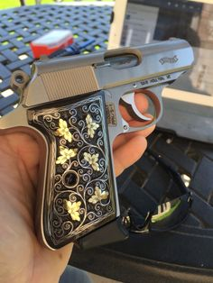 Customized Walther PPK/S  Find our speedloader now!  www.raeind.com  or  http://www.amazon.com/shops/raeind